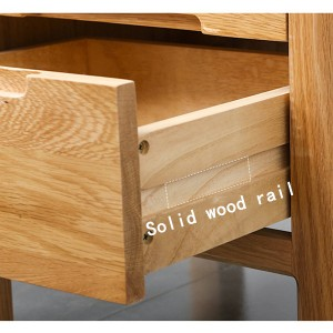 Dovetail Tenon Fusion Solid Wood Slide