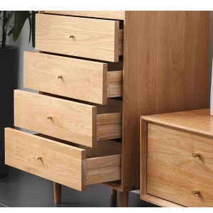 Multiple drawers in different sizes